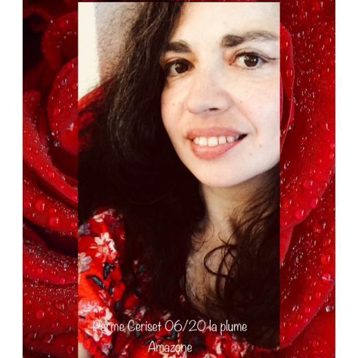 Parme sourire amazone rouge profil juin 2020